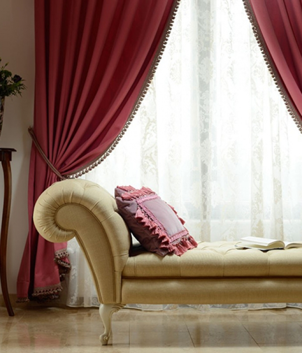 Chaiselongue capitonat